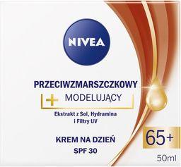 Nivea Krem do twarzy 65+ SPF30 przeciwzmarszczkowy 50ml