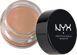 NYX NYX_Above & Beyond Full Coverage Concealer korektor do twarzy CJ04.5 Sand Beige 7g