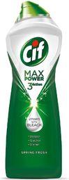Cif CIF_Max Power 3 Action mleczko z wybielaczem do czyszczenia powierzchni Spring Fresh 693g