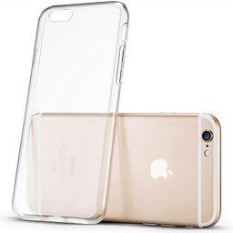 Hurtel Żelowy pokrowiec etui Ultra Clear 0.5mm iPhone 8 Plus / 7 Plus przezroczysty