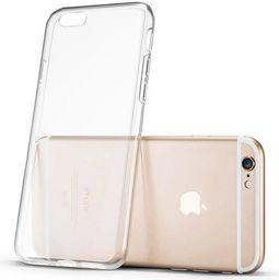 Hurtel Żelowy pokrowiec etui Ultra Clear 0.5mm iPhone XR przezroczysty