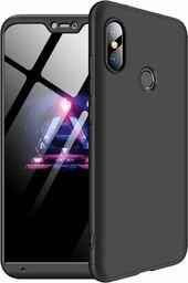 Hurtel 360 Protection etui na całą obudowę przód + tył Xiaomi Mi A2 Lite / Redmi 6 Pro czarny