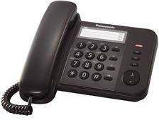 Telefon przewodowy Panasonic KX-TS520PDB