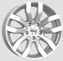 CMS C22 Racing Silver 7x16 5x114.3 ET55
