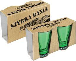 BGtech Zestaw 2 kieliszków Kapsle 50 ml