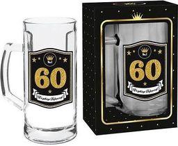 """BGtech Kufel do piwa Gold 500 ml """"60"""""""
