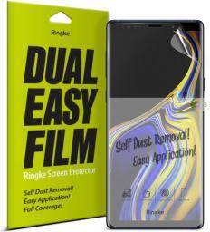 Ringke  Dual Easy Film 2x folia Samsung Galaxy Note 9  (ESSG0001-RPKG)
