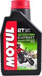 Olej silnikowy Motul OLEJ MOTUL SCOOTER EXPERT 2T 1L