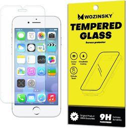 Wozinsky Wozinsky Tempered Glass szkło hartowane 9H iPhone 8 / 7 / 6S / 6 (opakowanie – koperta)