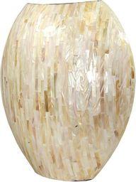 Wazon masa perłowa 35x31x15 cm