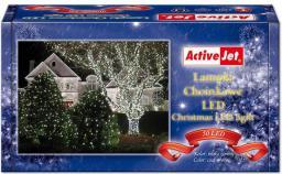 Lampki choinkowe Activejet LED biały zimny 50szt. (CL505CO)