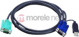 Kabel KVM Aten 2L-5205U