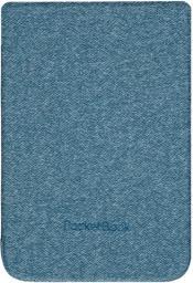"""Pokrowiec PocketBook Shell 6"""" niebieskie (WPUC-627-S-BG)"""