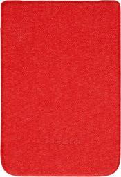 """Pokrowiec PocketBook Shell 6"""" czerwone (WPUC-627-S-RD)"""