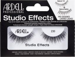 Ardell Sztuczne rzęsy Studio Effects 230 czarne