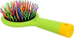 Twish TWISH_Handy Hair Brush with Mirror szczotka do włosów z lusterkiem Spring Bud