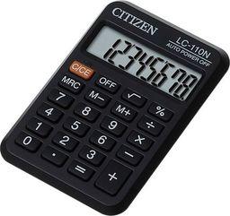 Kalkulator Citizen KALKULATOR KIESZONKOWY LC-110NR CITIZEN 8 CYFROWY
