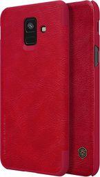 Nillkin Etui QIN Galaxy A6 2018 Red