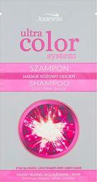Joanna JOANNA_Ultra Color System szampon nadający różowy odcień do włosów blond i rozjaśnianych 20ml