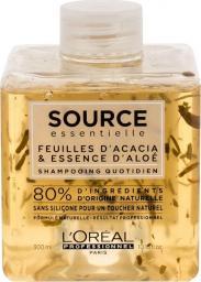 L'Oreal Professionnel Source Essentielle Dialy Shampoo naturalny szampon do użytku codziennego z Liściem Akacji i Esencją z Aloesu 300ml