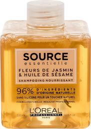 L'Oreal Professionnel Szampon do włosów nawilżający z kwiatem jaśminu i olejkiem sezamowym 300ml