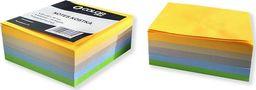 ColorPlus NOTATNIK KOSTKA 85X85 KOLOROWY NIEKLEJONY (259118a)