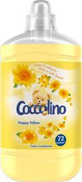 Płyn do płukania Coccolino  Happy Yellow 1800ml