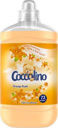 Płyn do płukania Coccolino  Orange Rush 1800ml