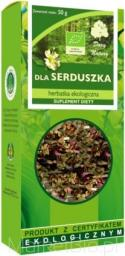 Dary Natury Herbatka ekologiczna Dla Serduszka 50g