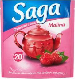 Saga Herbata owocowa Malina