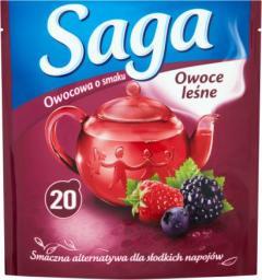 Saga Herbata owocowa Owoce Leśne