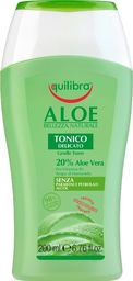 Equilibra Tonik do twarzy Gentle Toner Aloe Vera 200ml