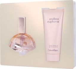 Calvin Klein Zestaw Euphoria Endless EDP spray 75ml + Body Lotion 100ml