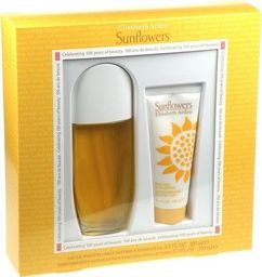 Elizabeth Arden Zestaw Sunflowers Edt Spray 100ml + balsam do ciała 100ml