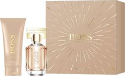 HUGO BOSS Zestaw The Scent For Her EDP spray 30ml + Body lotion 100ml