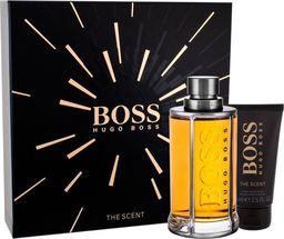 HUGO BOSS Zestaw The Scent For Man EDT spray 200ml + ASB 75ml