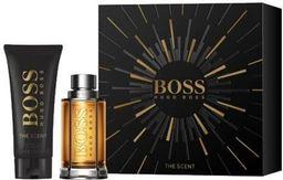HUGO BOSS Zestaw The Scent For Man EDT spray 50ml + shower gel 00ml