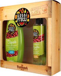 Farmona FARMONA_SET Tutti Frutti olejek do kąpieli Gruszka & Żurawina 200ml + nawilżająca mgiełka do ciała Gruszka & Żurawina  200ml