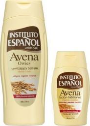 Instituto Espanol Avena balsam nawilżający 500ml + Urea mleczko do ciała 100ml