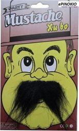 Aster Wąsy średnie sztuczne do zabawy dla dzieci