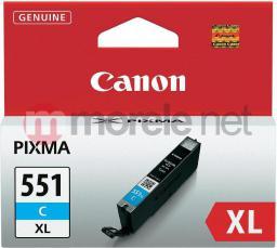 Canon tusz CLI-551XL / 6444B001 (cyan)