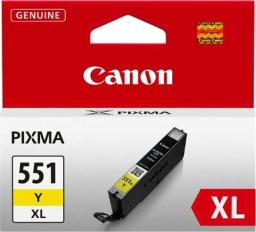 Canon tusz CLI-551XL / 6446B001 (yellow)