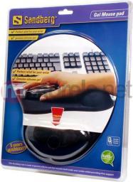 Podkładka Sandberg podkładka żelowa Gel Mousepad with Wrist Rest (520-23)