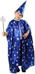Gama Ewa Kraszek Strój Czarodziej Nocy 7-9lat przebrania dla dzieci