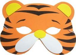 Aster Maska piankowa dla dzieci - tygrys (308847-uniw)