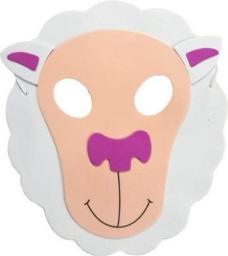 Aster Maska piankowa dla dzieci - owca ( 308854-uniw)