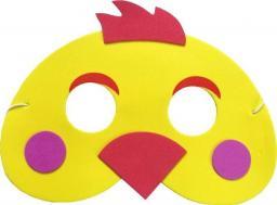 Aster Maska piankowa dla dzieci - kurczak (308855-uniw)