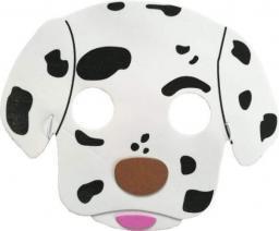 Aster Maska piankowa dla dzieci - pies dalmatyńczyk (308857-uniw)