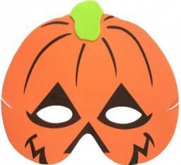 Aster Maska piankowa dynia przebrania dla dzieci (308858)