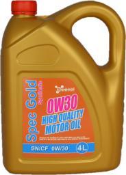 Olej silnikowy Specol brak danych syntetyczny 0W-30 1L